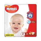 Huggies Dry Comfort New Baby Size 2 94ea
