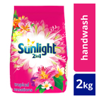 Sunlight  2 in 1 Tropical Sensations Handwashing Powder 2kg