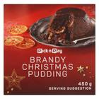 PnP Christmas Brandy Pudding 450g