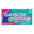 Gaviscon Double-Action Antacid Tablets 24s