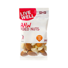 PnP Live Well Raw Mixed Tree Nuts 30g
