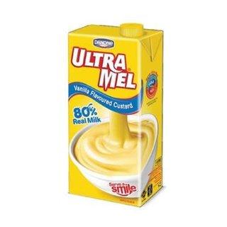 Danone Ultra Mel Vanilla Flavoured Custard 1l