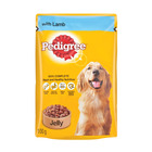 Pedigree Dog Food Lamb In Jelly 100g
