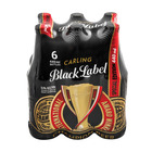 Carling Black Label 440ml x 6