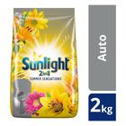 Sunlight  2in1 Summer Sensations Autowashing Powder 2kg