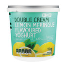 PnP Double Cream Lemon Meringue Yoghurt 1kg