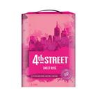 4th Street Natural Sweet Rose 3l