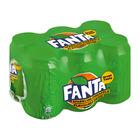 Fanta Pineapple Can 330ml x 6