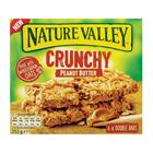 Nature Valley Granola Bars Peanut Butter 6s