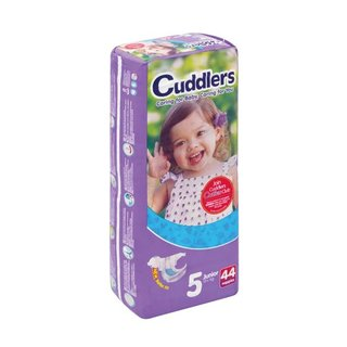 Cuddlers Comfort Diapers Size5 44ea