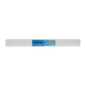 Butterfly Clear Adhesive Roll 5m