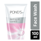 Ponds Lasting Oil Control Face Wash 100ml