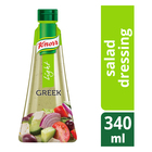 Knorr Salad Dressing Light Greek 340ml