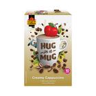 Hug In A Mug Creamy Cappuccino 10 x 24g