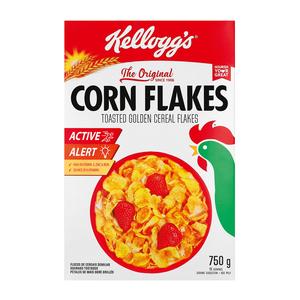 Kellogg's Corn Flakes 750g