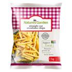 Natures Garden Straight Cut Ovenbake Chips 1kg