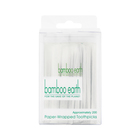 Bamboo Earth Wrapped Toothpicks 200ea