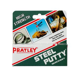 Pratley New Steel 125g