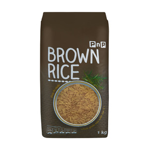 PnP Brown Rice 1kg