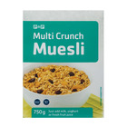 PnP Crunchy 4 Grain Muesli 750g