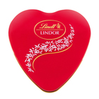 Lindor Milk Heart Tin 50g