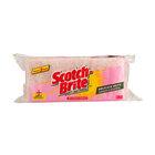 Scotch-brite Pink Scourers 3ea