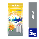 Sunlight  2in1 Summer Sensations Autowashing Powder 5kg x 4