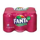 Fanta Grape Can 330ml x 6