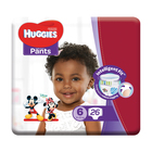 Huggies Unisex Pants Size 6 26s
