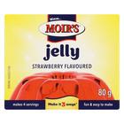 Moir's Strawberry Jelly 80g