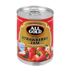 All Gold Strawberry Jam 450g