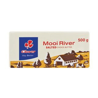 Clover Mooiriver Choice Salted Butter 500g x 20