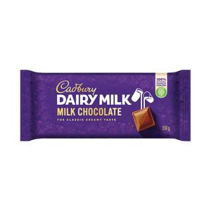 Cadbury Slab Dairy Milk 150g