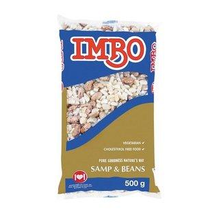 Imbo Samp & Beans 500g