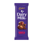Cadbury Slab Fruit & Nut 80g
