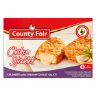County Fair Garlic Chicken Steaklet 400g
