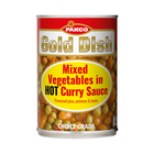 Gold Dish Vegetable Curry Hot 415g
