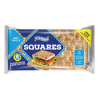 Blue Ribbon Sandwich Squares White 4ea
