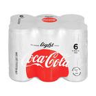 Coca-Cola Light Can 200ml x 6