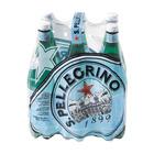 San Pellegrino Sparkling Mineral Water 1l x 6