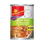 Enterprise Baked Beans&meatball 410gr