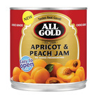 All Gold Apricot & Peach Jam 900g