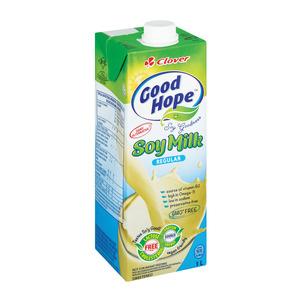 Goodhope Regular Soya Milk 1l