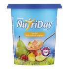Danone Nutriday Low Fat Fruit Cocktail Yoghurt 1kg