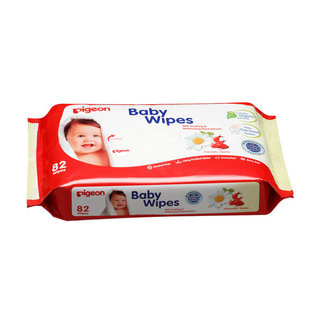 Pigeon Baby Wipes Refill 82