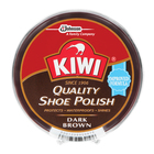 Kiwi Paste Shoe Polish Dark Brown 100ml x 12