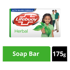 Lifebuoy Germ Protection Herbal Soap Bar 175g