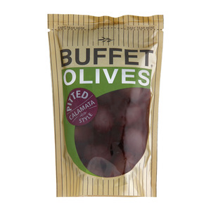 Buffet Calamata Pitted Olives 180gr
