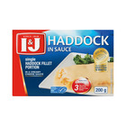 I&J Haddock in Mornay Sauce 200g