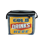 Leisure-quip Retro Cold Drinks Cooler Bag